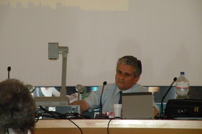 Pinotti C.U.N. Taranto