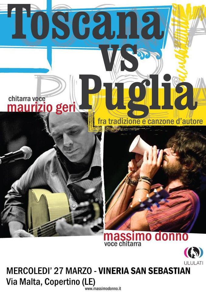 Toscana vs.Puglia